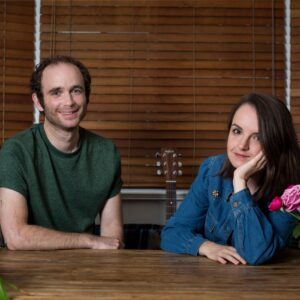 Rebecca & Jacob Smiling